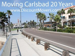 Carlsbad is a highly ranked San Diego walkable community.
