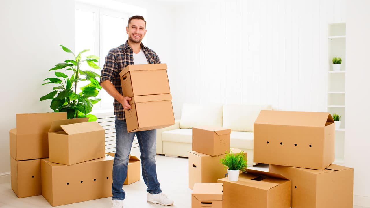 Be Completely Packed BEFORE Movers Arrive