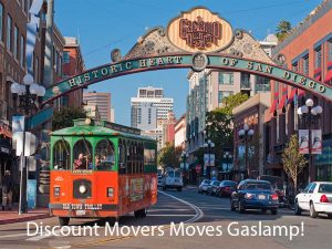 Gaslamp is one of the best San Diego walkable communities there is.