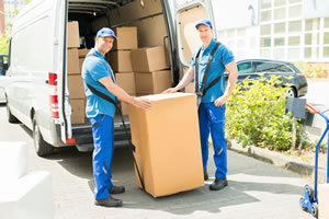 Hiring a local San Diego moving company will save you money with truck loading