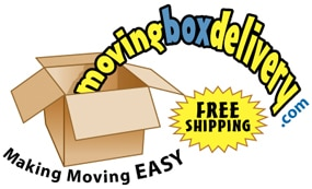 Moving Box Delivery Services