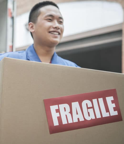 San Diego moving tips mark your boxes fragile