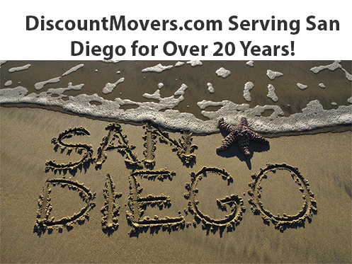 Our moving company in San Diego is here to help make your San Diego moving day a wonderful experience