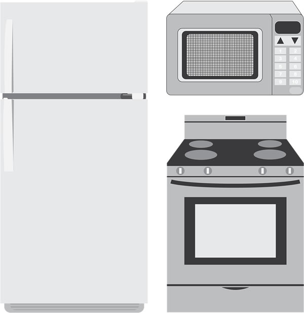 San Diego moving tips for appliances